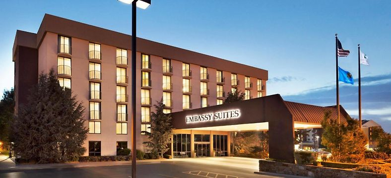 Embassy Suites By Hilton Oklahoma City Will Rogers Airport Ok
