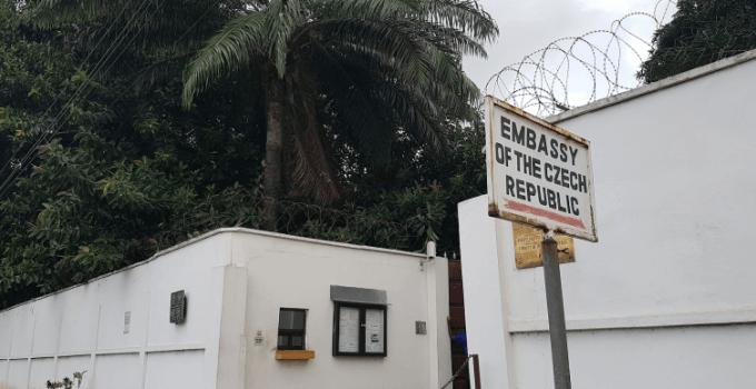 Czech Republic Embassy in Ghana