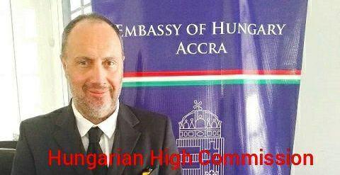 Hungary Embassy in Ghana