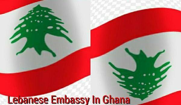 Lebanese Embassy In Ghana