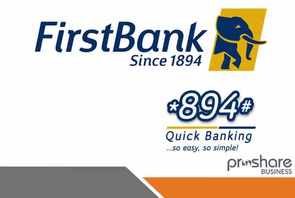 First Bank Nigeria Transfer Code
