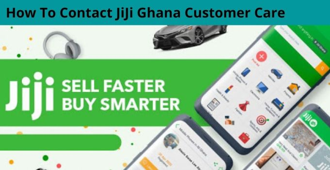 How To Contact Jiji Ghana – Contact Number, Email Address, & Social Media