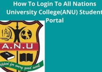 Login To Your All Nations University College Students Portal – Access Your Portal Account the easy way