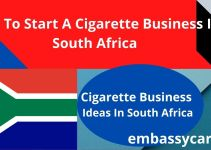 How To Start A Cigarette Business In South Africa – SA Business Ideas