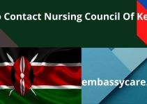 Nursing Council Of Kenya Contacts – Kenya Nursing Council Call Center