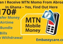 Can I Receive MTN Momo From Abroad In Ghana – Yes, Find Out Here