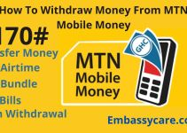 How Do I Withdraw Money From MTN Mobile Money – MoMo Cash Out