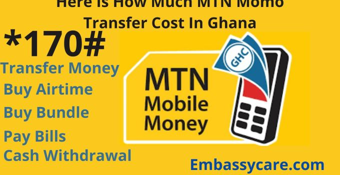 Here Is How Much MTN Momo Transfer Cost In Ghana