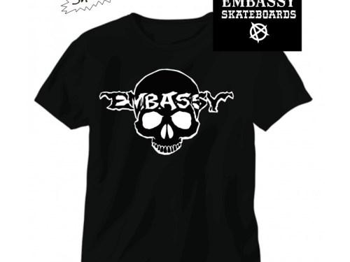 Embassy Skully Shane Munce