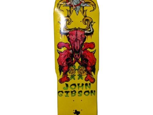 John Gibson Retro Shape YELLOW