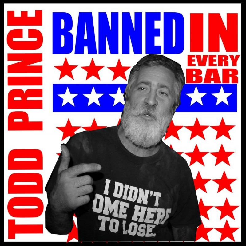 Todd Prince Banned in EVERY Bar