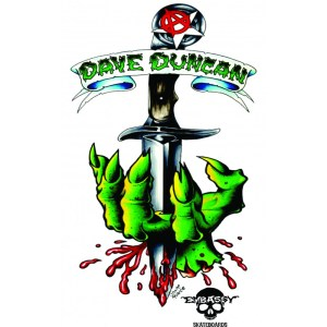 Embassy Skateboards Dave Duncan T-Shirt