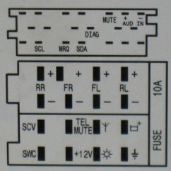 Opel Astra Wiring Diagram Guitar Diagrams 1 Single Coil Pickup Mid Tid Vdo Cdr2005 With Arduino - Embdev.net