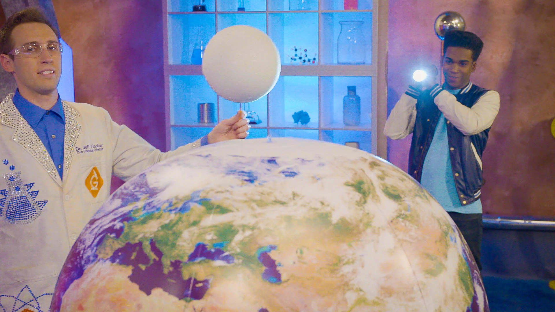 small resolution of Moon \u0026 Its Phases Video For Kids   3rd