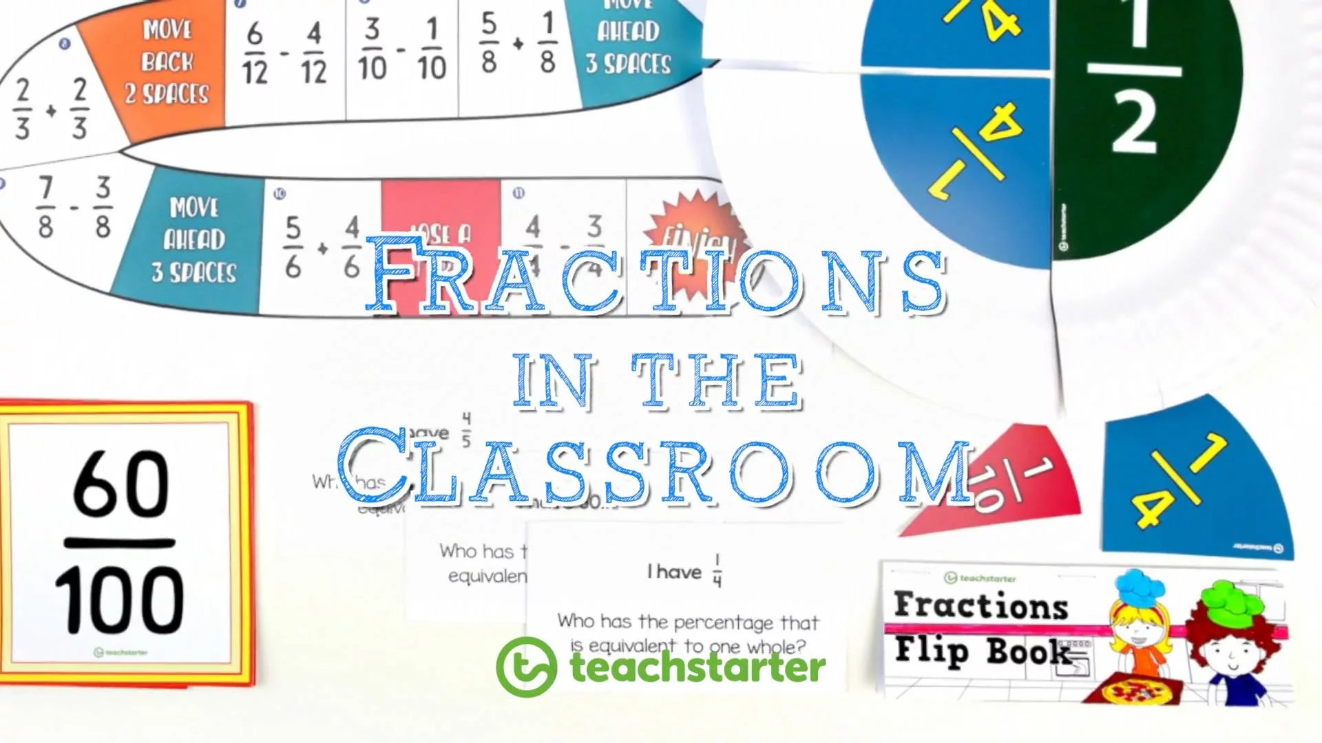 31 Activities and Resources for Teaching Fractions in the Classroom   Teach  Starter [ 720 x 1280 Pixel ]