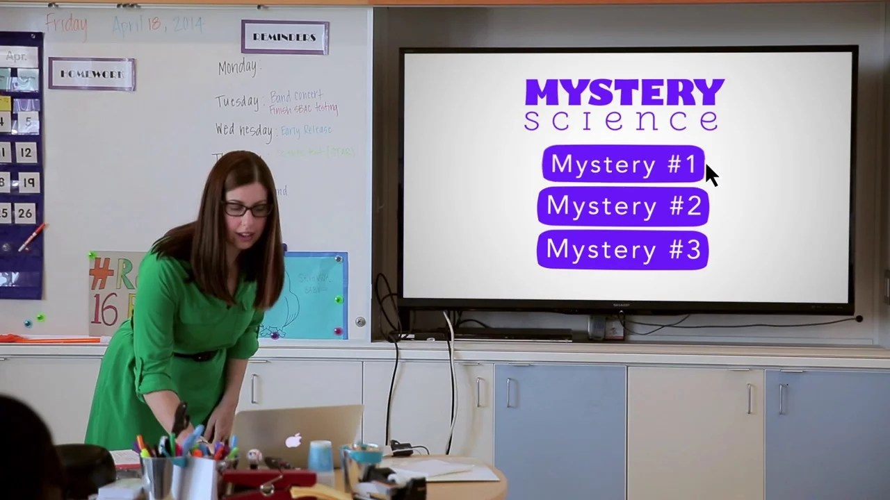 small resolution of Mystery Science: Lessons for elementary teachers