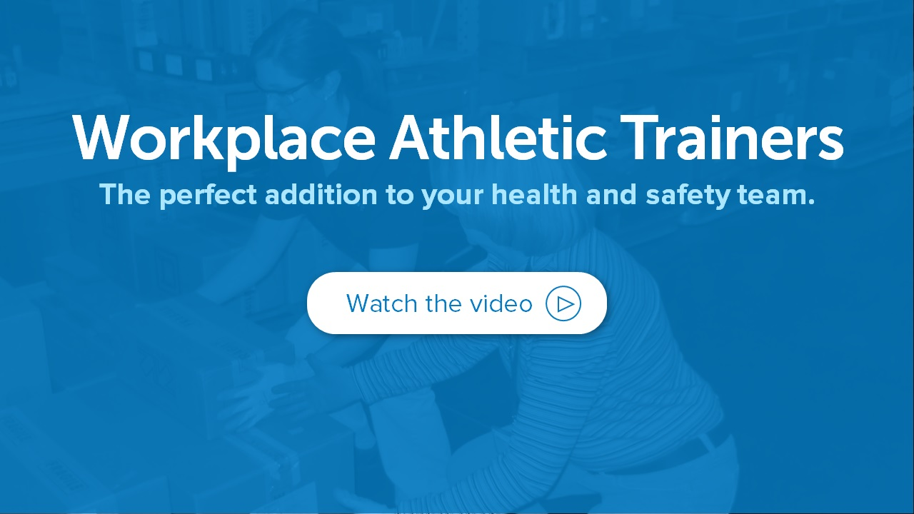 Industrial athletic training ergonomics plus with a growing number of companies treating their employees like professional athletes and utilizing athletic trainers as an extension of their ohs team 1betcityfo Gallery