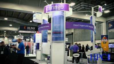 Caringo at SC16 via HPCwire
