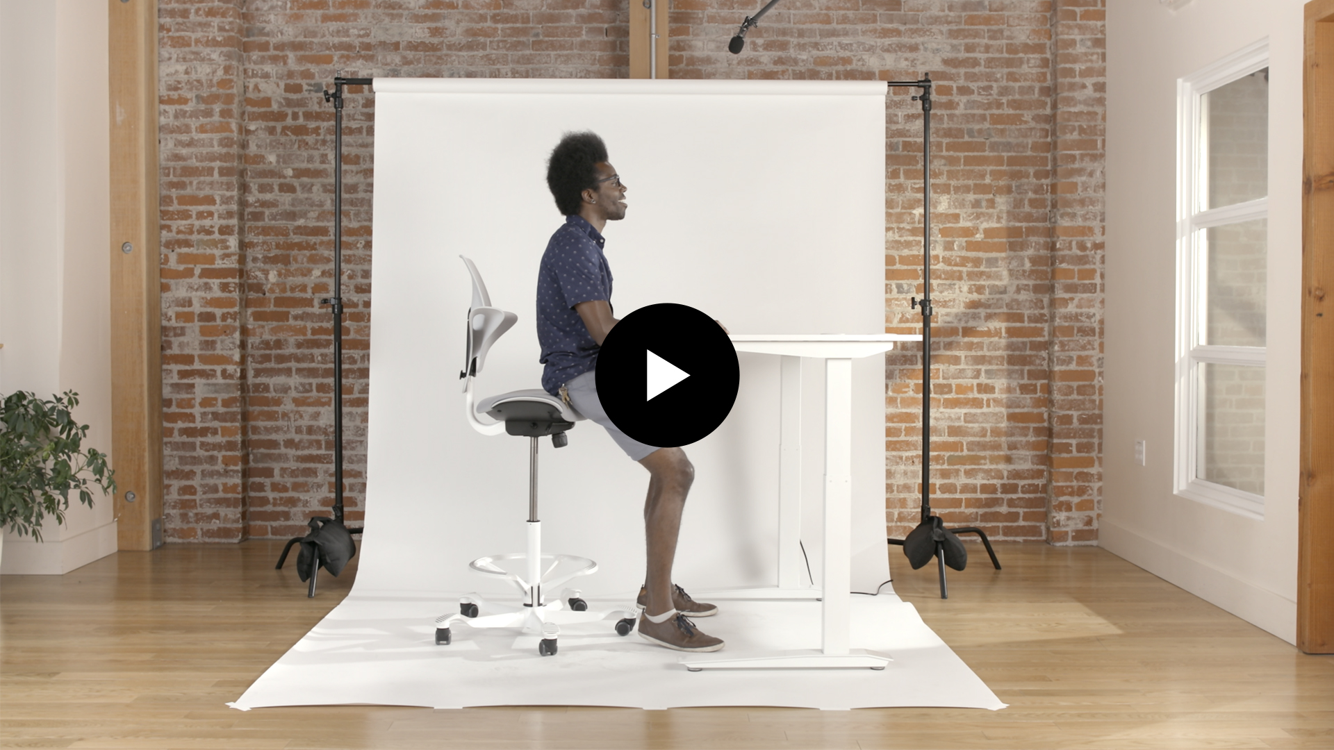 posture chair joe rogan covers for graduation hag capisco ergonomic office fully