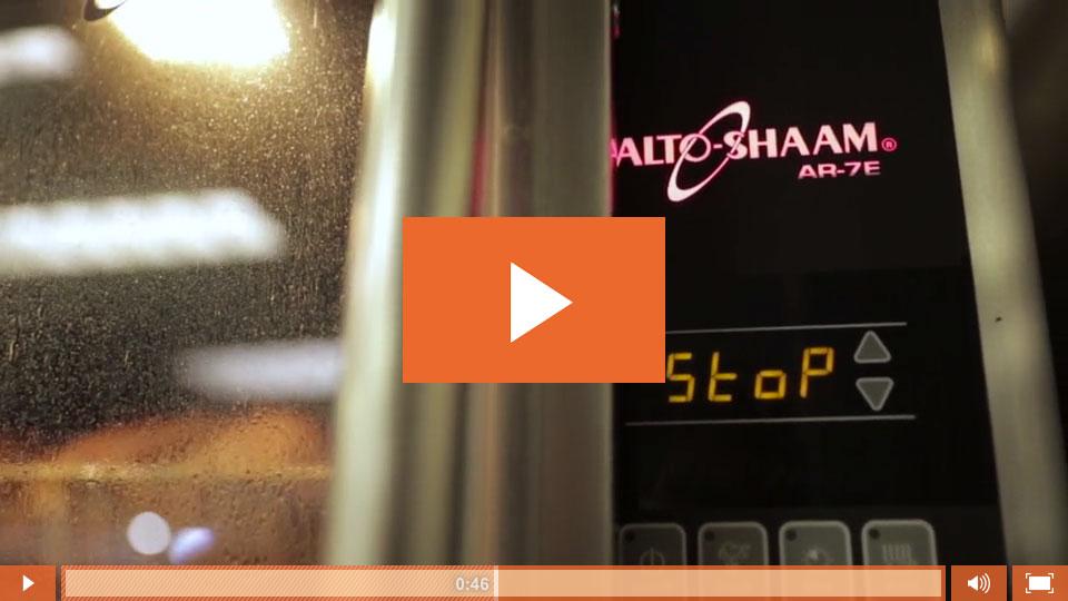 Alto Shaam Smoker Electric