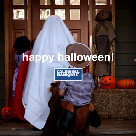 Happy Halloween Video for Social Media