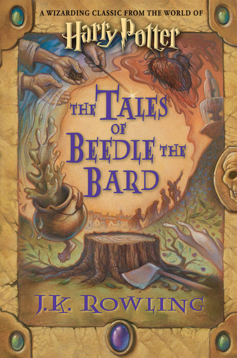 The Tales Of Beedle The Bard : tales, beedle, Tales, Beedle, Rowling, Hardcover, Parent, Store