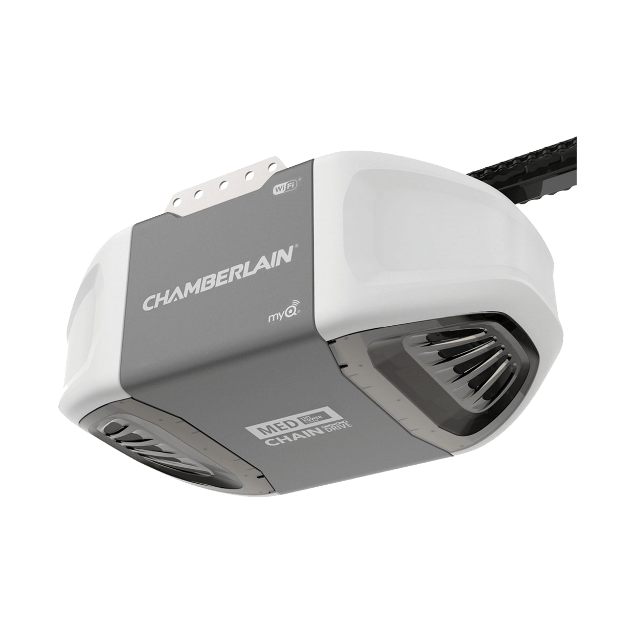 C450C  Durable Chain Drive WiFi Garage Door Opener  Chamberlain Canada