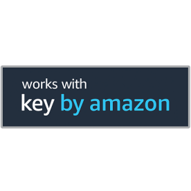 Key by Amazon in garage delivery