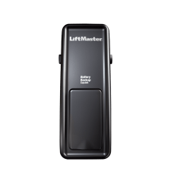 8500 elite series battery backup capable wall mount garage door opener hero [ 1240 x 1240 Pixel ]