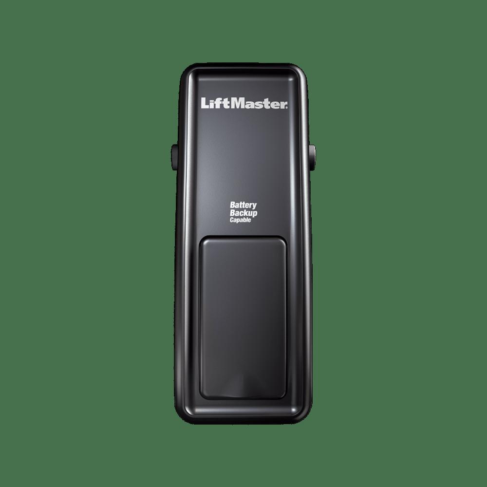 medium resolution of 8500 elite series battery backup capable wall mount garage door opener hero