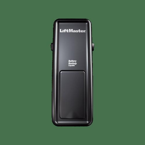 small resolution of 8500 elite series battery backup capable wall mount garage door opener hero