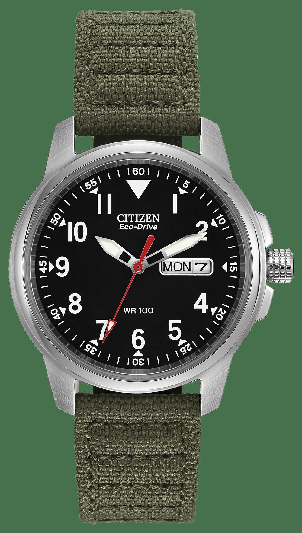 Chandler  Mens EcoDrive Stainless Steel Watch BM8180