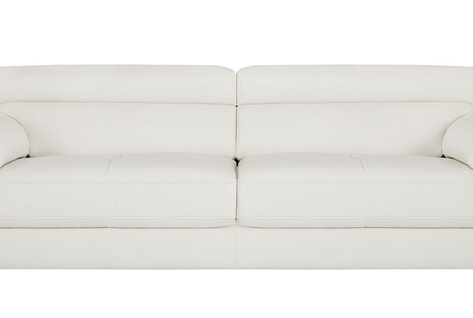 dash white micro sofa