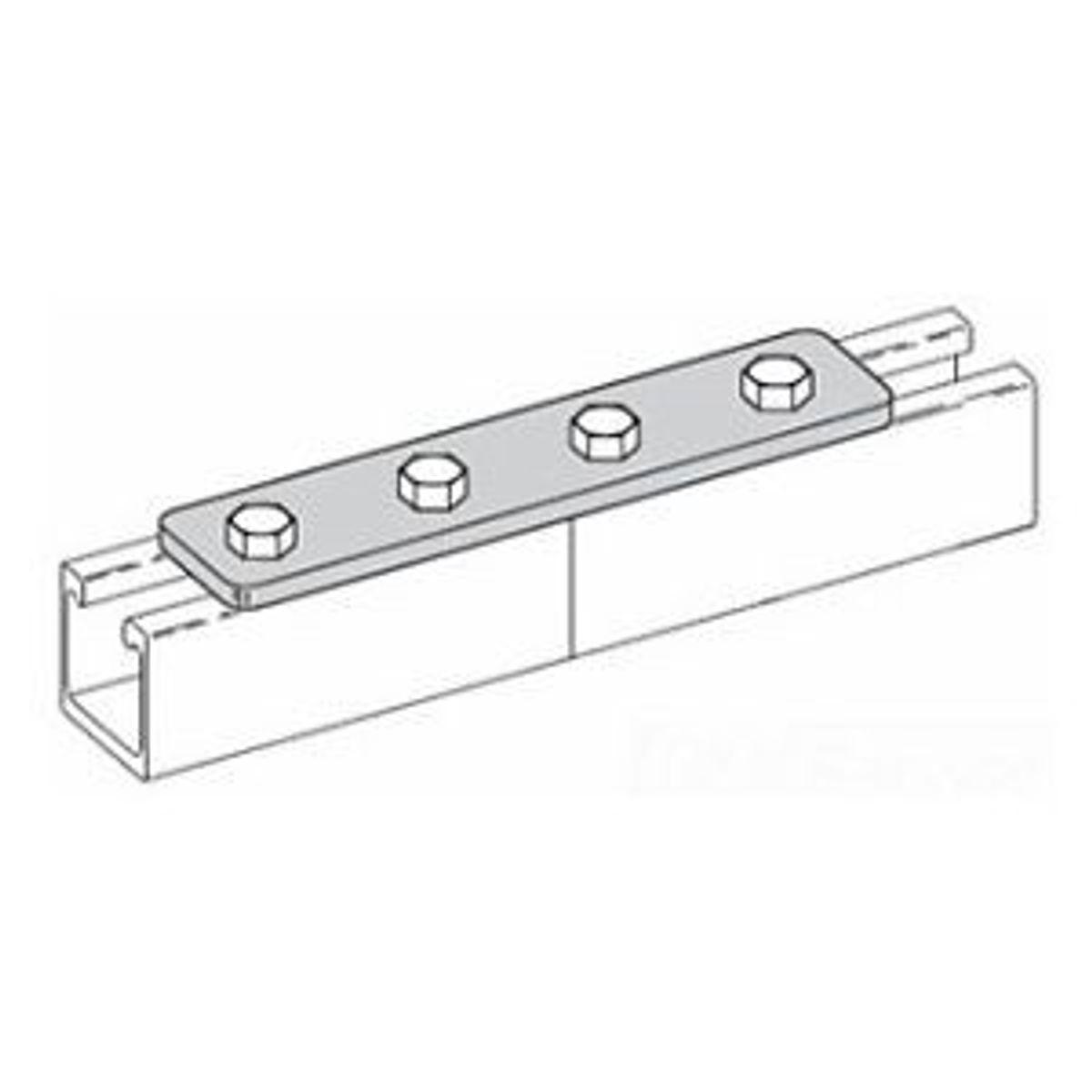 B-Line (Eaton) BFV341 Four Hole Fiberglass Splice Plate