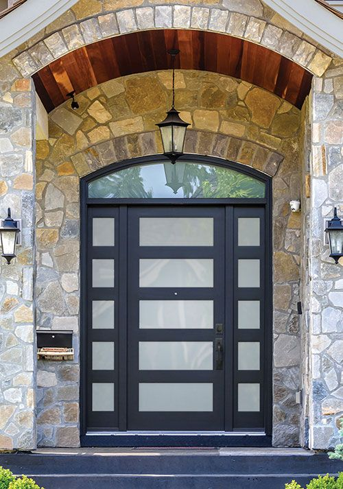 best front doors Masonite