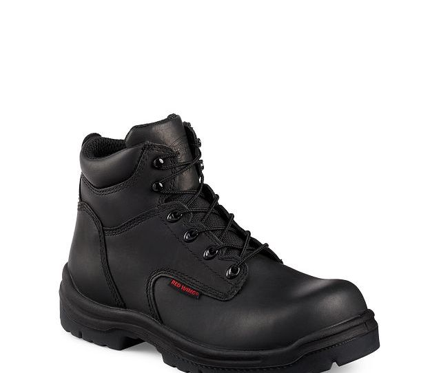 Mens  Electrical Hazard Non Metallic Toe King Toe  Inch Boot Red Wing Work Boots