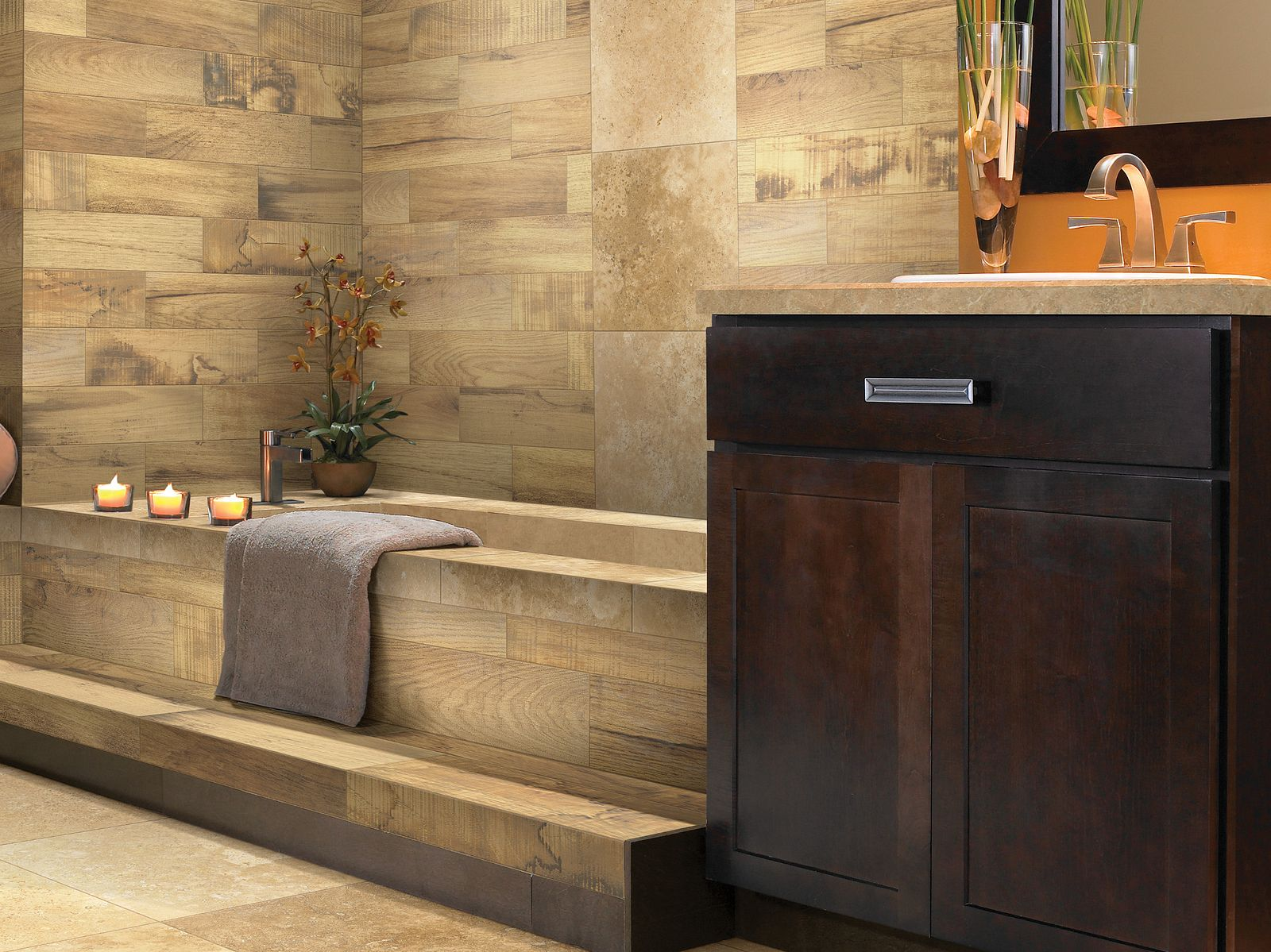 tile stone accents shaw floors