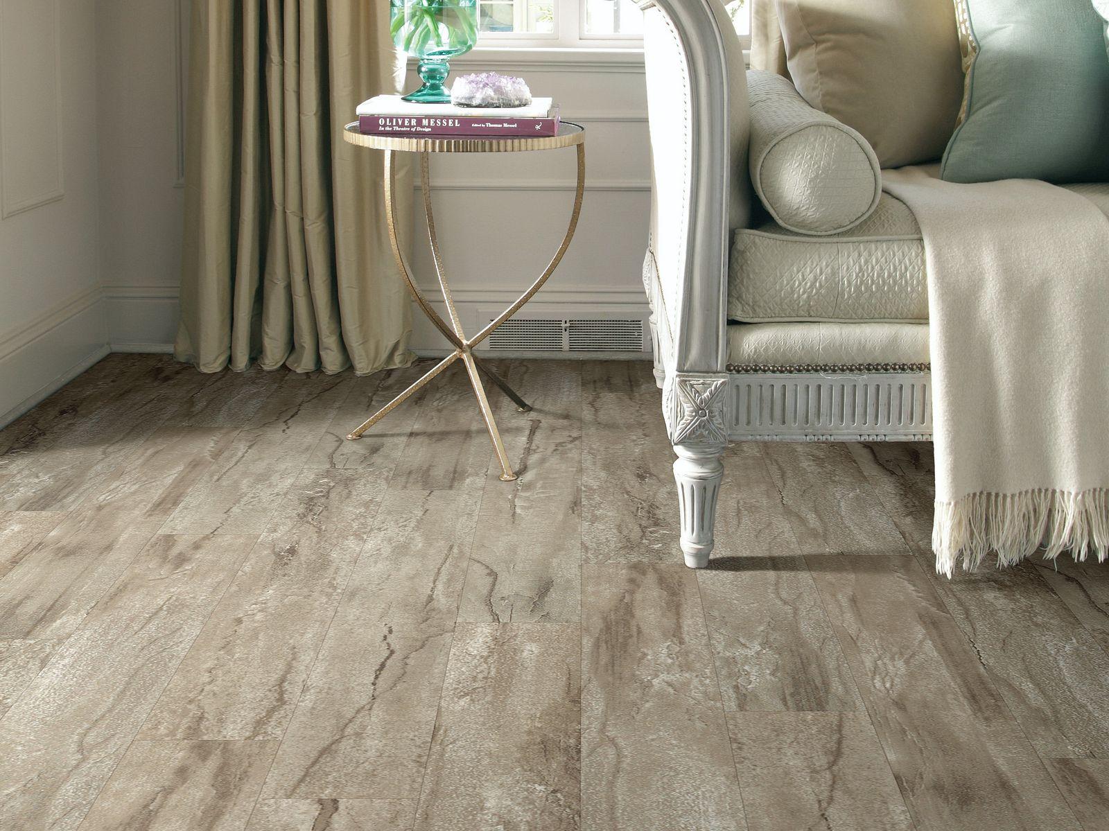 luxury vinyl tile and plank
