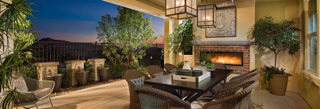 Shea Homes Cortesa at Esencia in Rancho Mission Viejo, CA