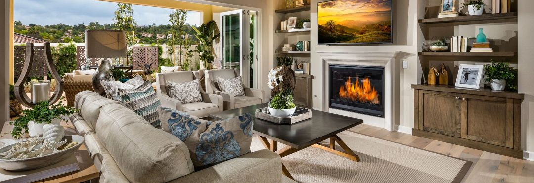 Shea Homes Heritage Collection at Canyon Grove in Escondido, CA