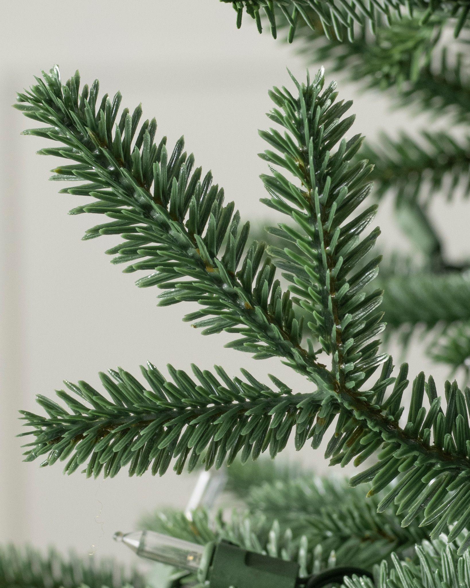 European Silver Fir Artificial Christmas Tree Balsam Hill