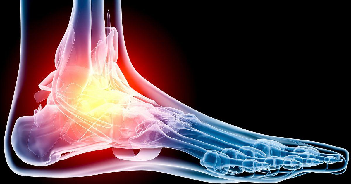 lower leg nerve diagram electric motor control wiring foot pain symptoms