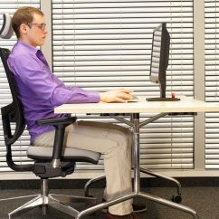 Desk Chair For Short Person Hanging Gumtree Brisbane 9 Ergonomic Tips Synchronizing Your Work Station And Office