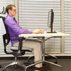 Posture Promoting Chair Wooden Lawn Aj How Can Aggravate A Lumbar Herniated Disc Correct Office