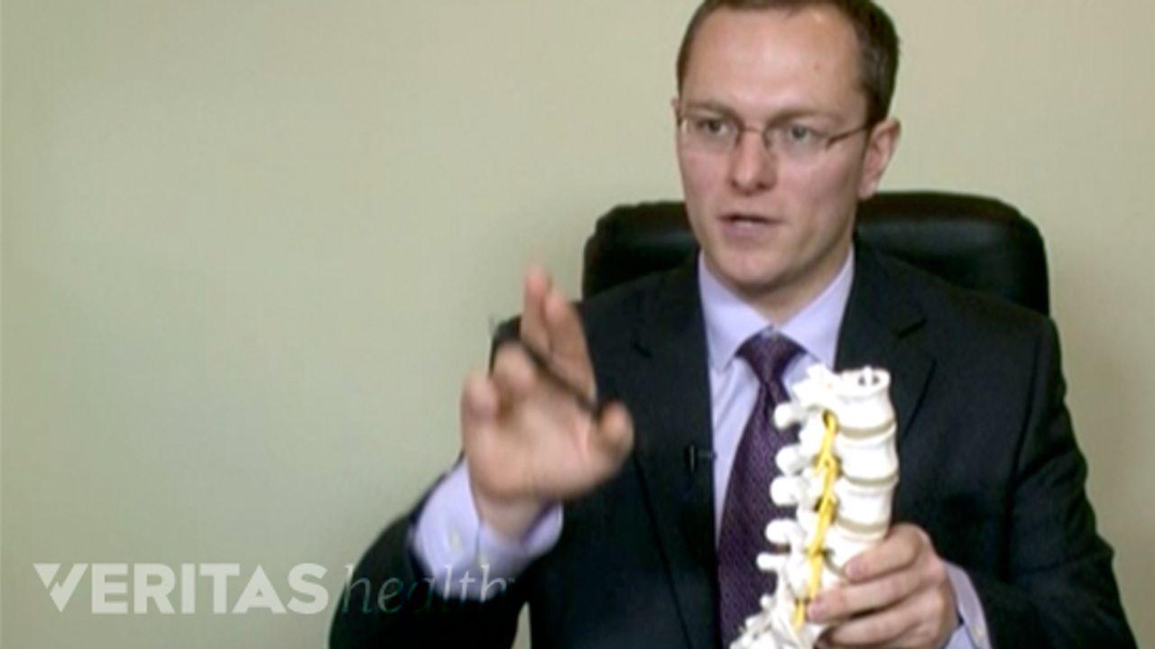 hight resolution of lumbar facet pain diagram