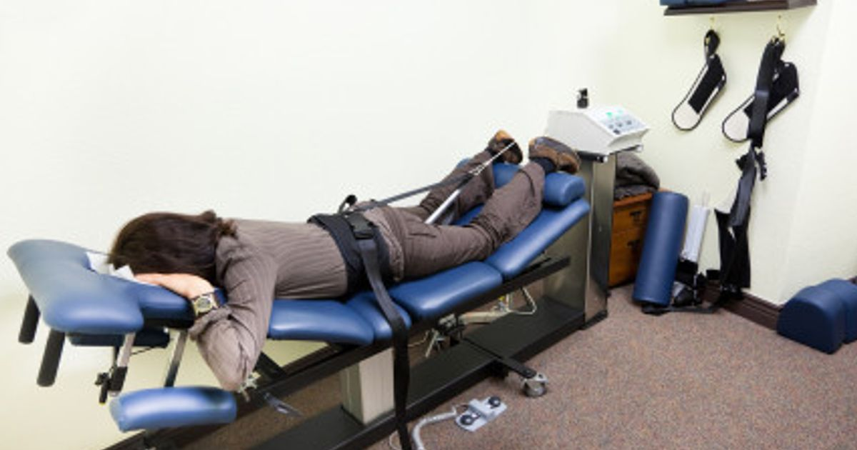 All About Spinal Decompression Therapy