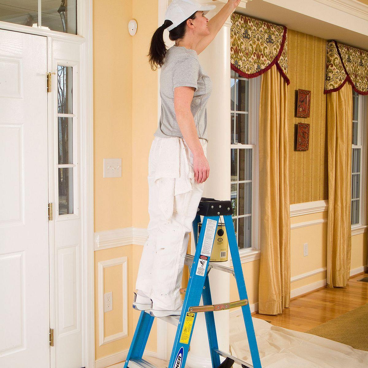 fs104 step ladders werner