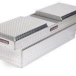 Model 124-0-01 Cross Box, Aluminum, Full Standard, 11.3 cu ft