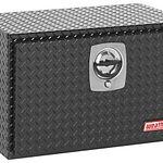 Model 631-5-02 Underbed Box, Aluminum, Compact, 5.4 cu ft