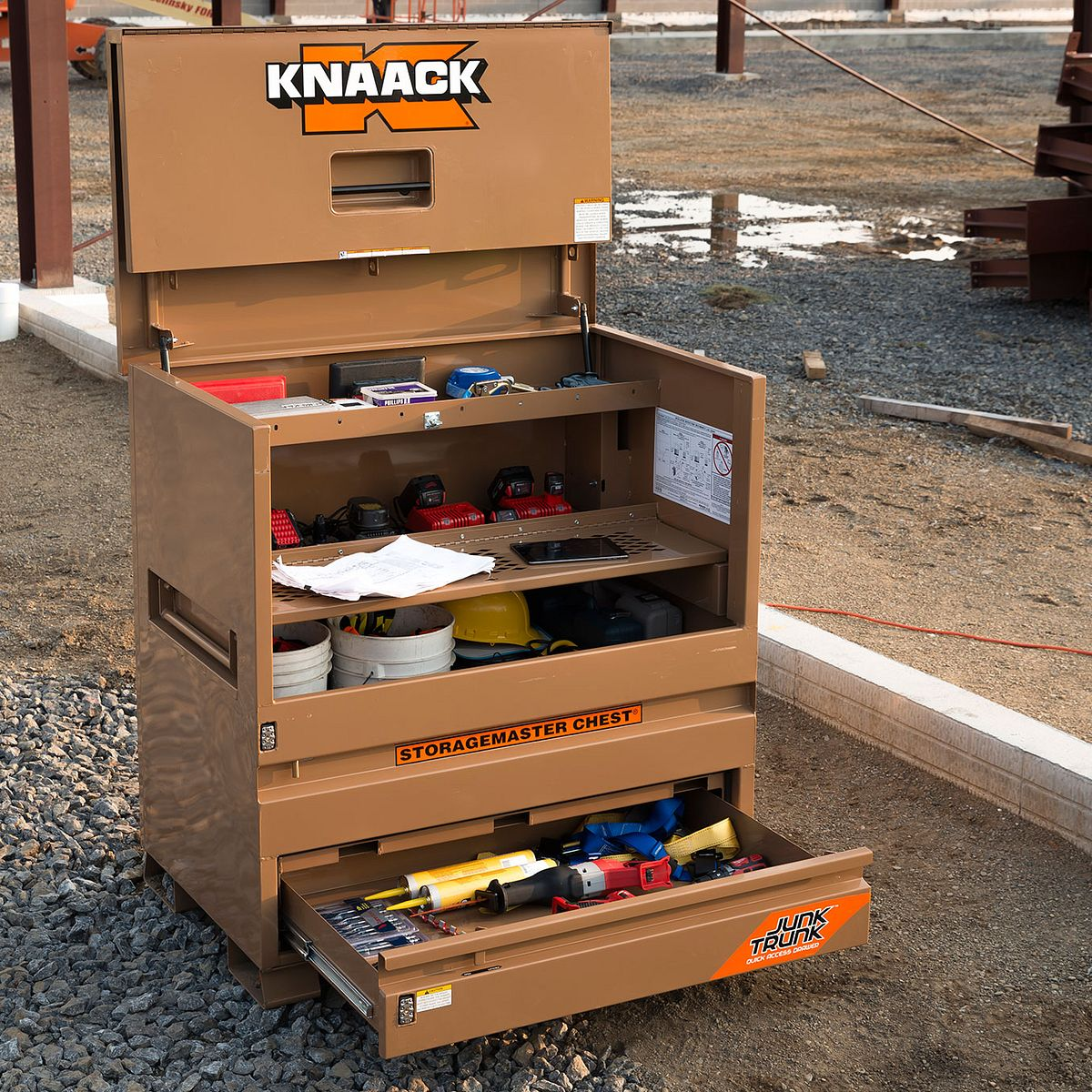 medium resolution of truck knack box